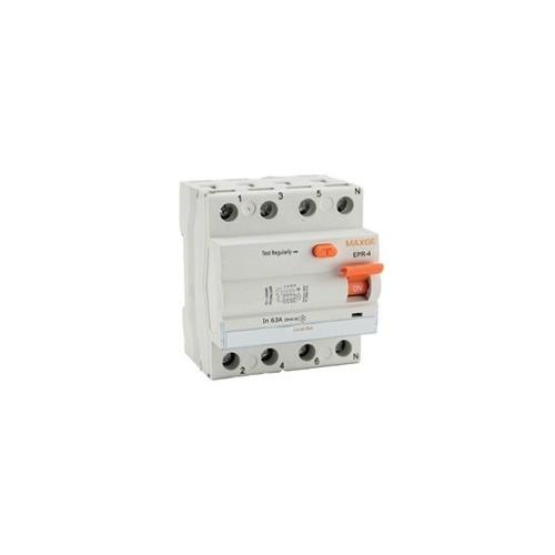 Residual Current Circuit Breakers sr6hm 4P 40A/30mA AC FI Switch Circuit Breaker