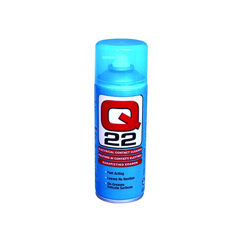 Electrical Contact Cleaner Spray, 400ml