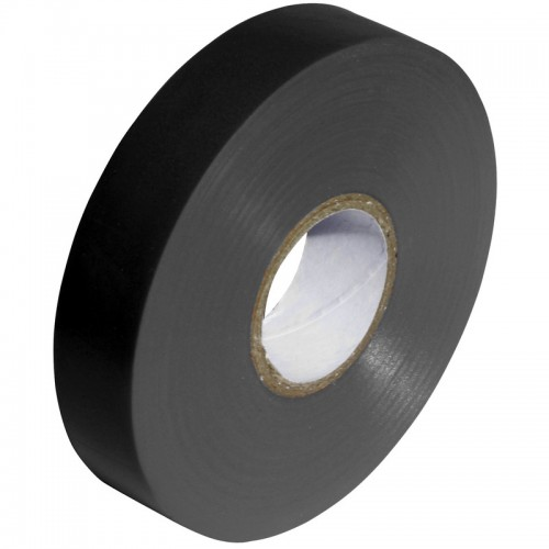 electrical tape black