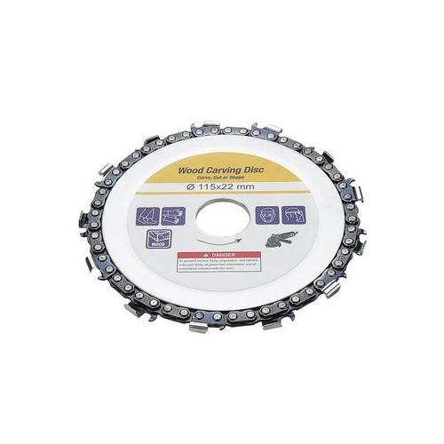 Wood Disc 115mm ΗΛΕΚΤΡΙΚΑ