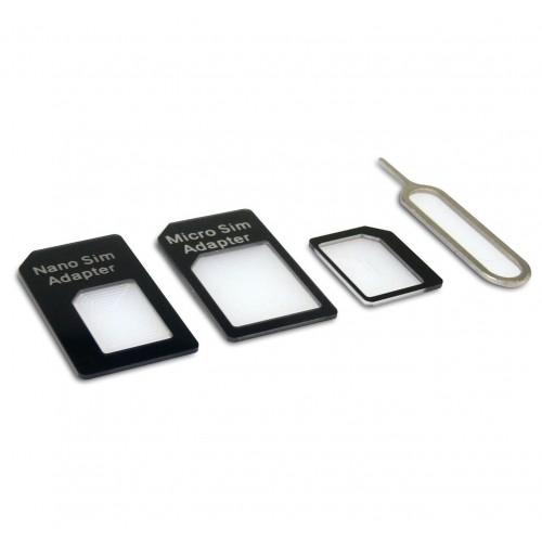 SIM card Adapter 3 Pack