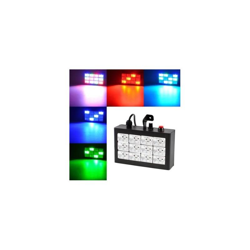 LED ROOM STROBE 12