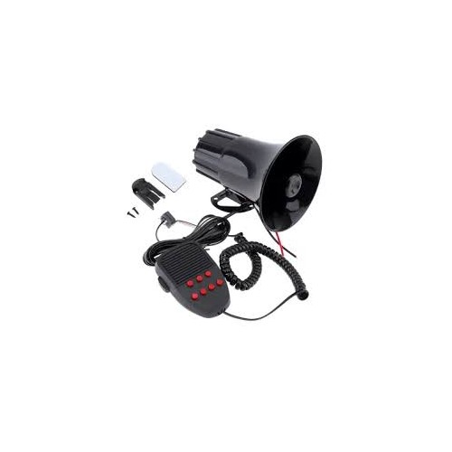 7 Tone horn sound With Control 12V 100W
