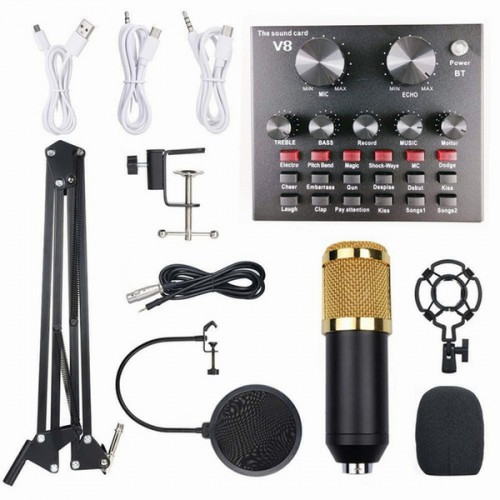 BM800 Kit With V8