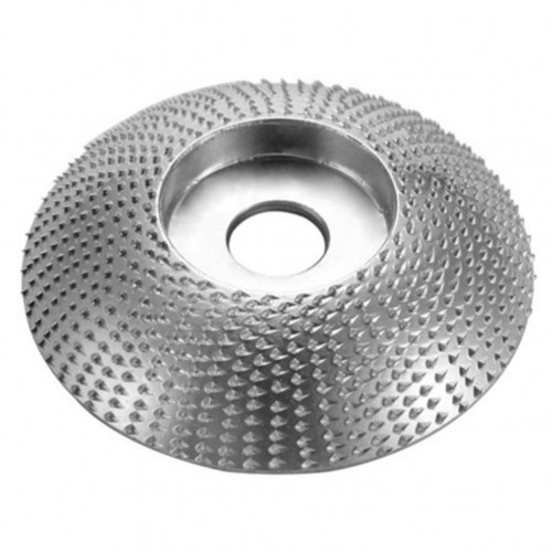 Wood Grinding Wheel angle grinder disc wood carving disc Sanding Abrasive tool Bore