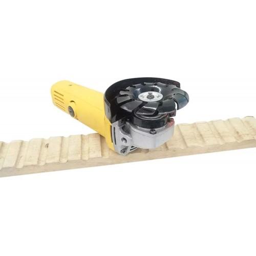 Bore Sander Shaped Disc for 100, 115 Angle Grinder, Woodworking, Electric Angle Grinder