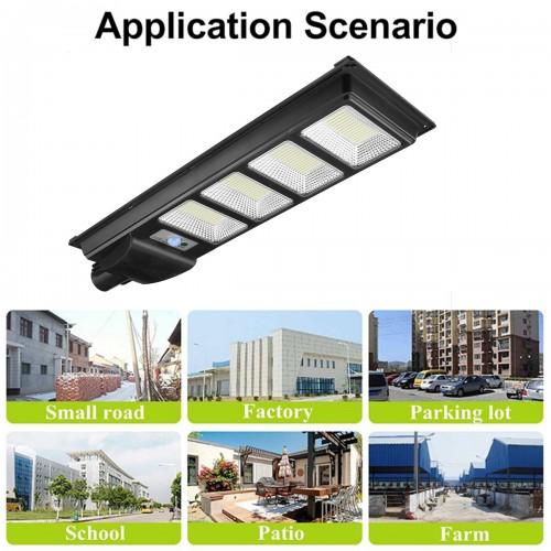 120W Super Bright Outdoor LED Solar Light