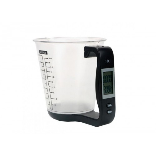 Digital Measuring Cup Scale Electronic Home Kitchen Bar Scales Weigh Jug