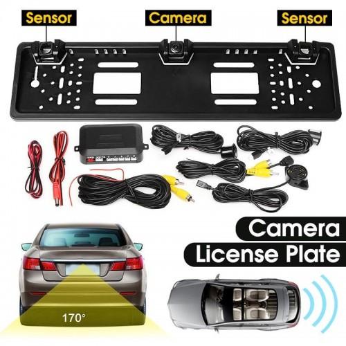 plate parking sensor