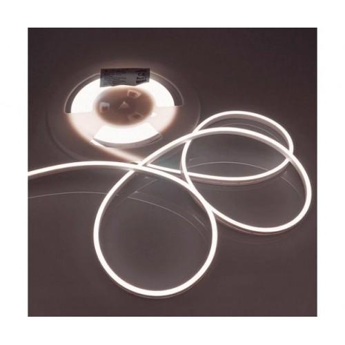 LED Flexible Strip Light DC 12V SMD 2835 LED Neon Flex Tube Outdoor Waterproof Rope String Lamp
