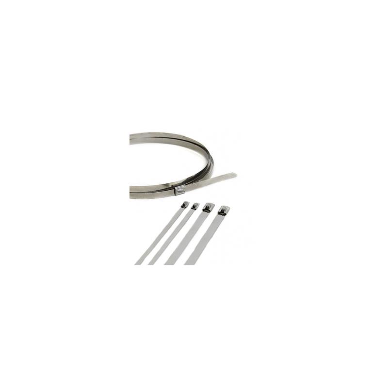 lock tie 35 ΜΕΤΑΛΛΙΚΑ ΔΕΜΑΤΙΚΑ ΑΣΦΑΛΕΙΑΣ 35x4.6 cm
