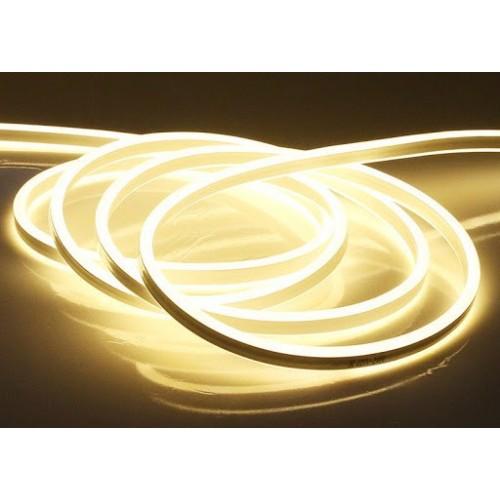 12V Neon Flex LED Strip Lighting IP65 Warm White