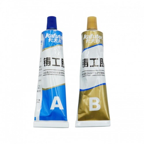 AB Caster Glue Casting Adhesive Industrial Repair Agent Metal