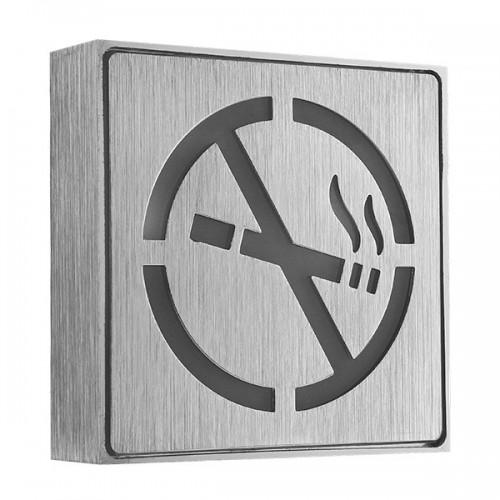 LED SMOKING ΠΙΝΑΚΙΔΑ LED ΑΛΟΥΜΙΝΙΟΥ 1W SMOKING