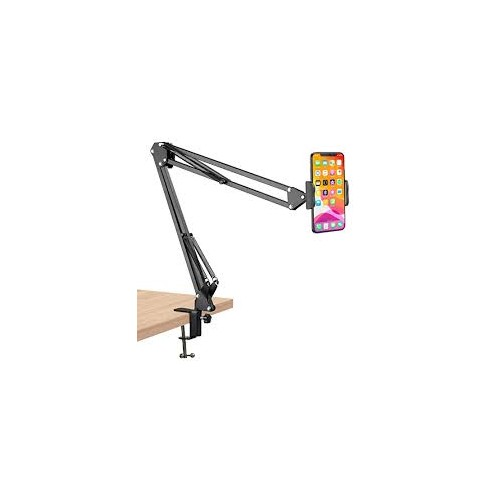 Cell Phone Holder, Phone Clip Holder Clamp for Desk,Universal