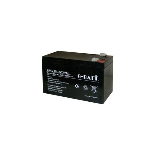 12V 7Ah battery, Sealed Lead Acid battery