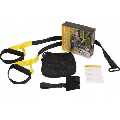 TRX Fitness training suspension system training kit