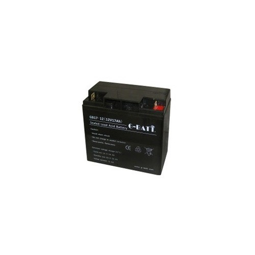 12V 17Ah Universal Sealed Rechargeable Lead Acid