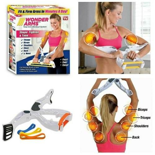 Система за цялостно трениране на ръцете Wonder Arms