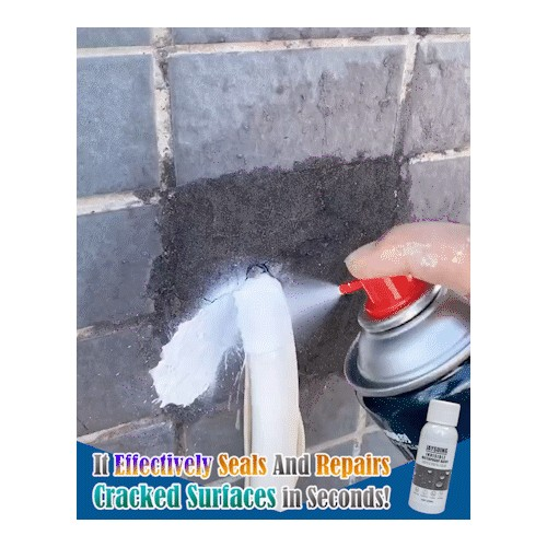 Rapid Stop Leaking Spray Waterproof Spray Fast Leak Repair Sealer Spray Roof Sealant