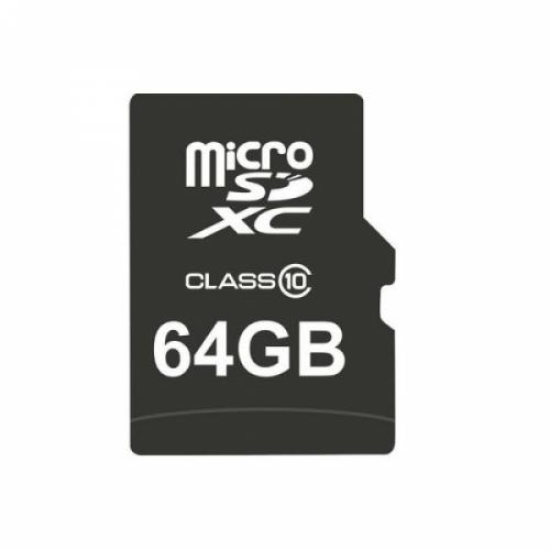 64GB MicroSD Class 10 Memory Card