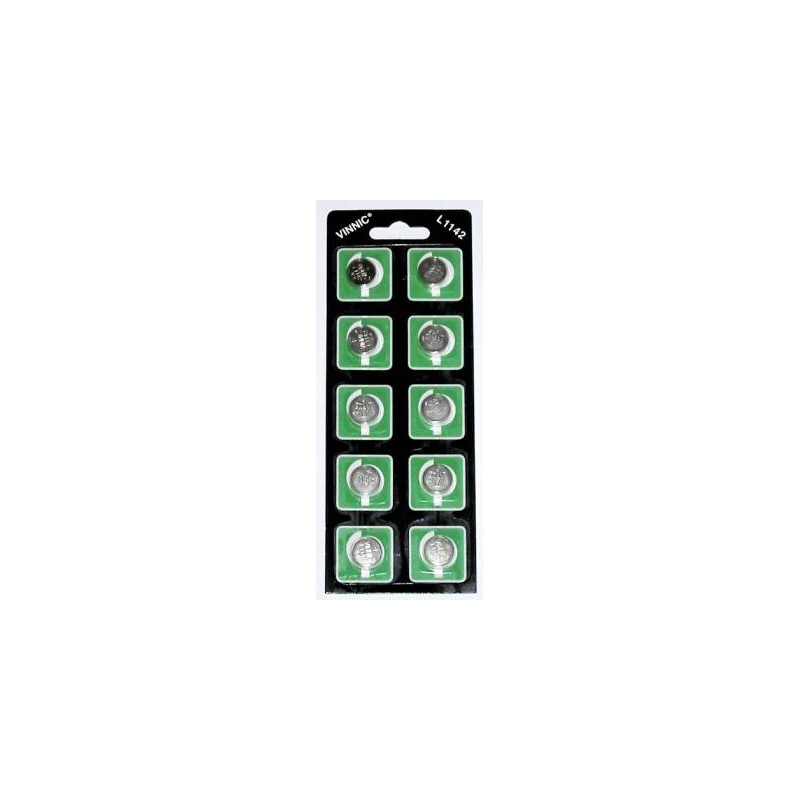 Button Coin Cell Battery Batteries AG12 AG-12 LR1142 GP386 LR43