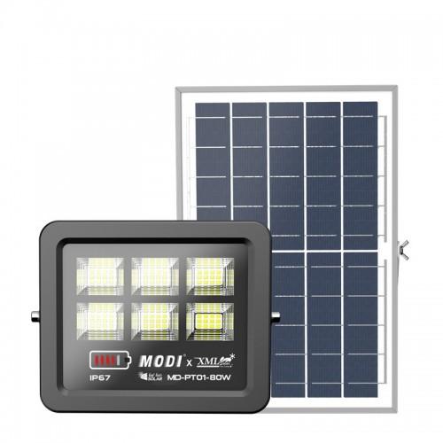 solar floodlight 100w