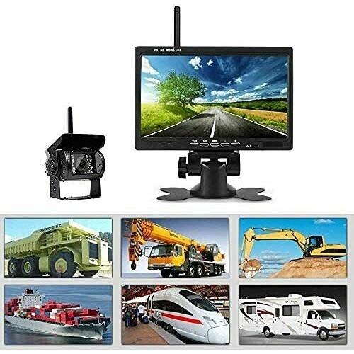 Wireless camera -monitor