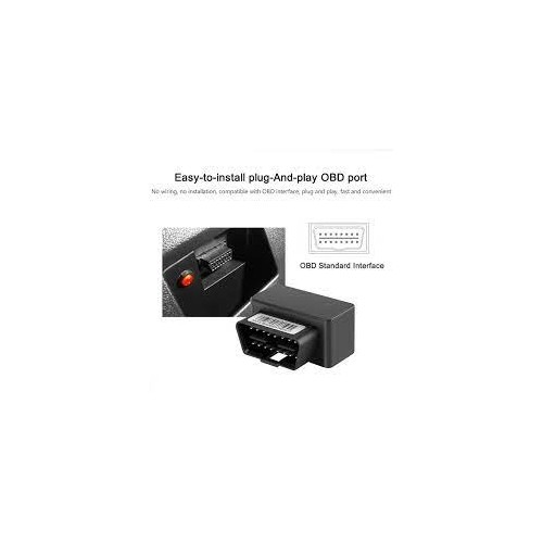 G500M OBD II GPS Tracker Car GSM 16 Pin OBD2 Tracking Device GPS+Beidou Locator with App for Android iOS