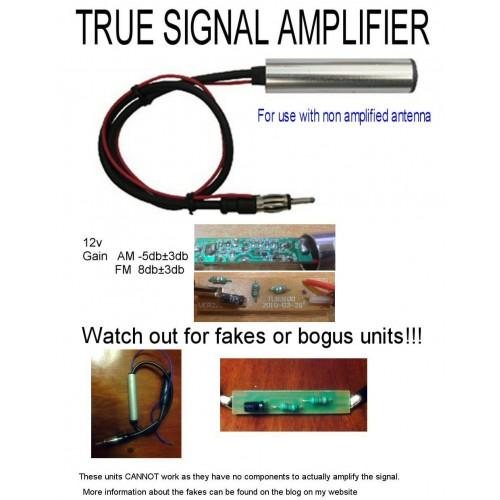 Antenna amplifier UNICON