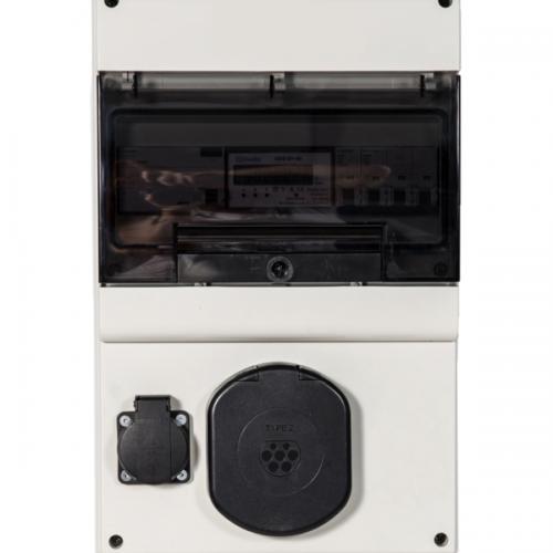 EV Charging Station – Homebox