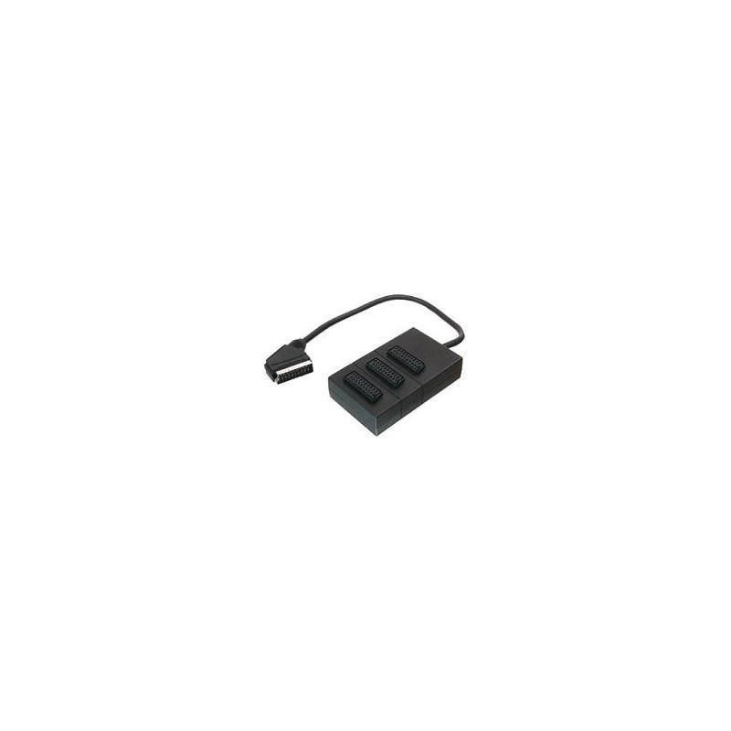 SCART BOX 3IN1