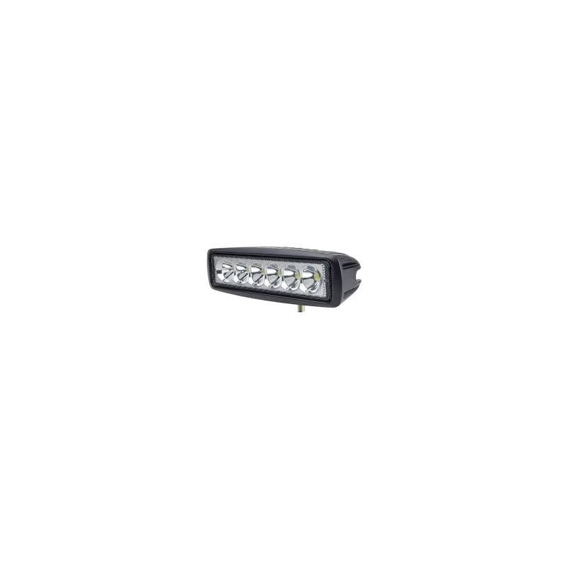 ΑΔΙΑΒΡΟΧΟ LED LIGHT BAR 18W 12 - 24 VDC