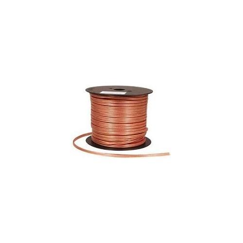 CLEAR CABLE OFC S/C 2X0.75mm