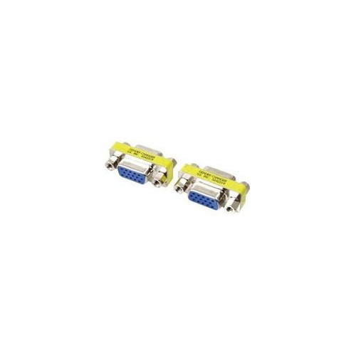 MINI ADAPTOR HD 15 PIN ΘΗΛ - HD 15 PIN ΘΗΛYKO
