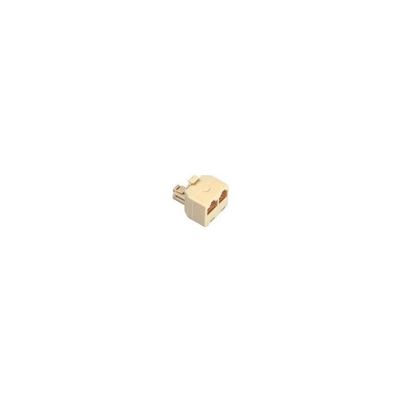 ADAPTOR 1 ΑΡΣ - 2ΧΘΗΛ 8P8C
