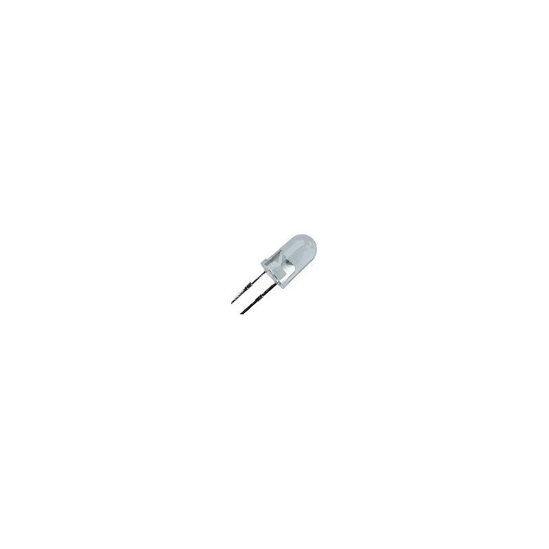 LED ΥΨΗΛΗΣ ΦΩΤΕΙΝΟΤΗΤΟΣ ΜΠΛΕ 5mm