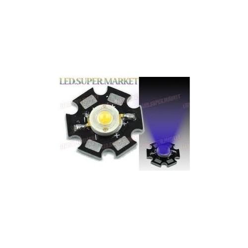 LED 3 W BLUE STAR