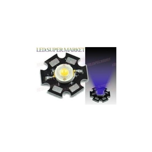 LED 3 W BLUE STAR