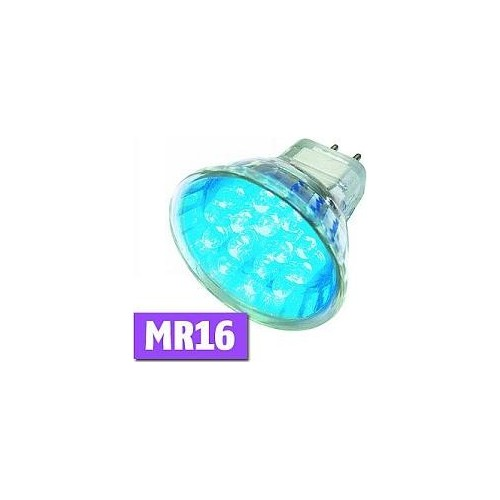 LED LAMP MR16 BLUE