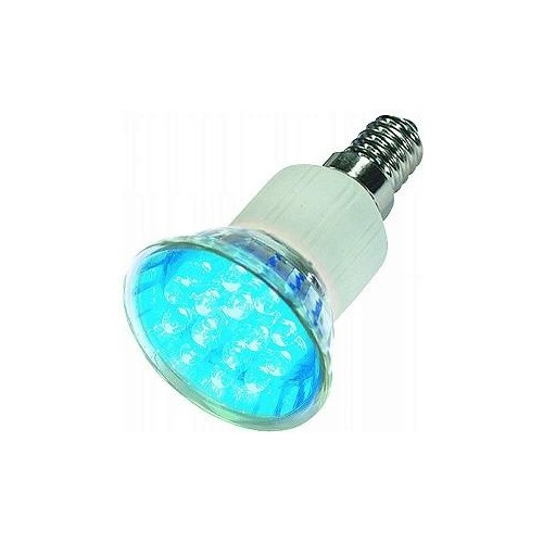 LED LAMP E14 BLUE