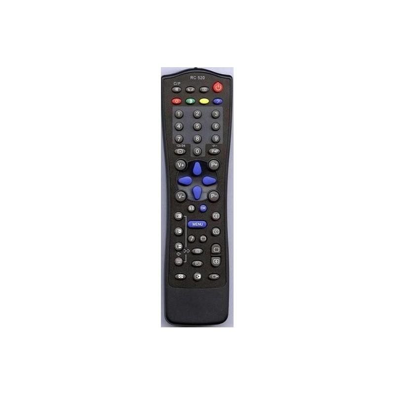 RC520 TV CONTROL PHILIPS RC520