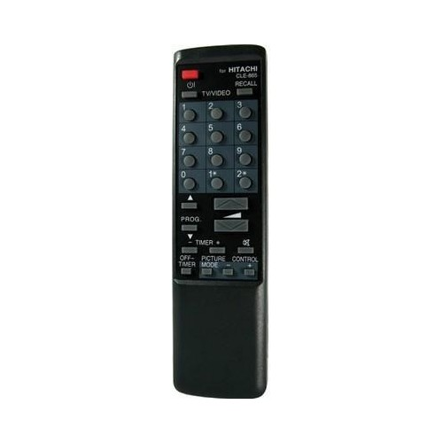 TV CONTROL HITACHI CLE 865