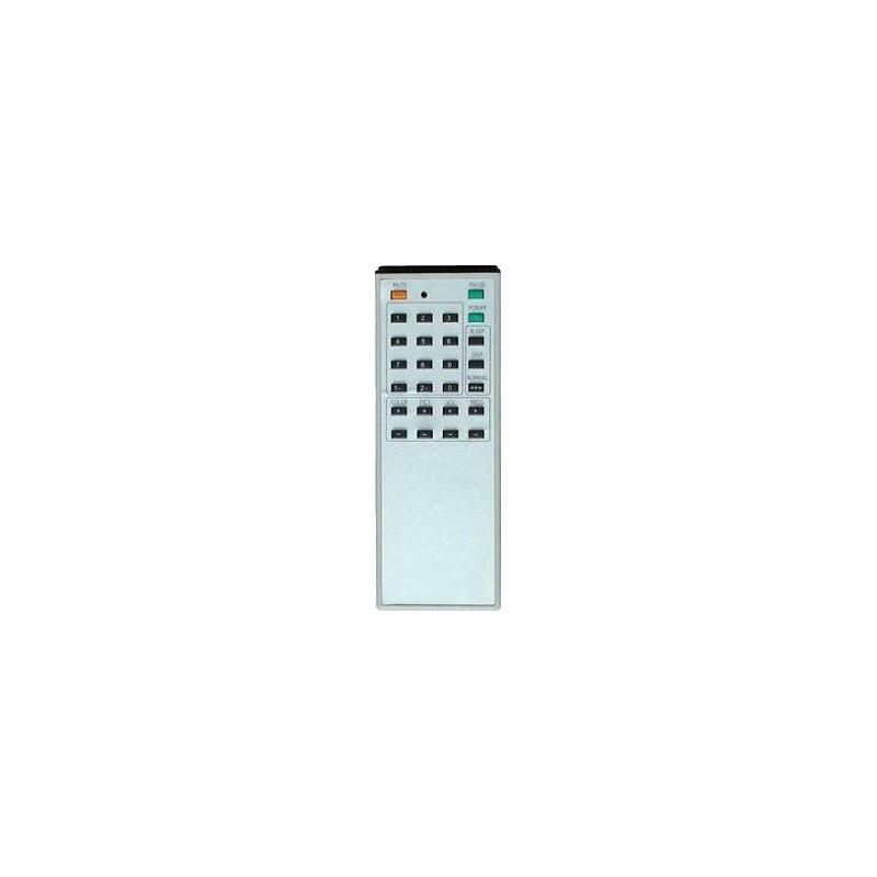 RM626 TV CONTROL SONY RM 626