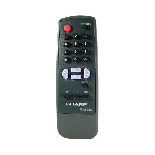 TV CONTROL SHARP 1059