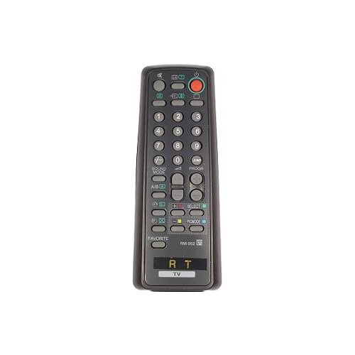 Rm-952 Genuine Sony Remote Control Original Rm952