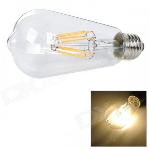 ΛΑΜΠΤΗΡΑΣ LED FILAMENT DIMMABLE 4W E27 - Α64