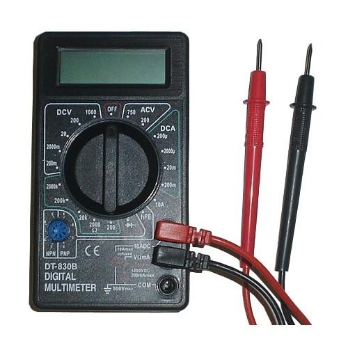 DT830B Digital-Multimeter Voltmeter Amperemeter Ohmmeter