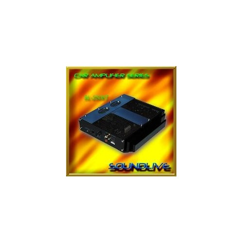 ΕΝΙΣΧΥΤΗΣ ΑΥΤΟΚΙΝΗΤΟΥ HP-AUDIO HPX 502