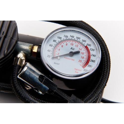 Car Accessories Automotive Durable Vehicle Mini Air Compressor 300 PSI Tire Inflator Pump 12V Car Parts